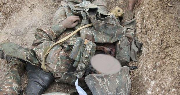 Азербайджанская армия уничтожила диверсионно-разведывательную группу врага — ВИДЕО