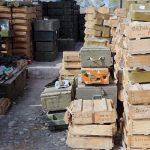 Минобороны: Захвачены боевая техника и боеприпасы противника