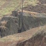 Опубликовано видео захваченной Вооруженными Силами Азербайджана бронетехники ВС Армении