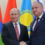 В Молдавии в субботу будет день тишины перед президентскими выборами