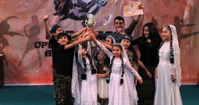 Творческие люди вступают в борьбу за Кубок Карабаха