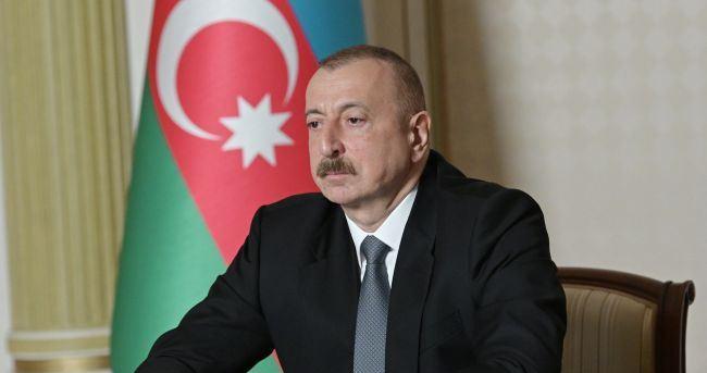 Ильхам Алиев: Если против нас будет агрессия извне, они увидят эти F-16