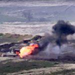 ВС Армении были принуждены отступить в разных направлениях фронта - минобороны