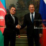 Главы МИД Азербайджана и России обсудили вопросы двустороннего сотрудничества
