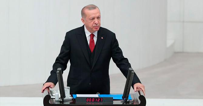 Эрдоган: «Я поговорил с Ильхамом Алиевым. Азербайджанская армия наступает»