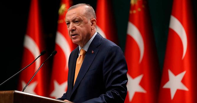 Эрдоган сегодня обсудит деятельность турецких войск в Азербайджане