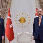 Эрдоган на встрече с генсеком НАТО еще раз призвал Армению покинуть оккупированные ею азербайджанские территории