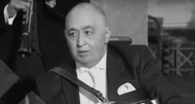 Скончался заслуженный артист Этибар Гасымбейли