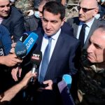 Официальные лица Азербайджана посетили Гянджу