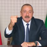 Ильхам Алиев поздравил азербайджанский народ с освобождением Лачина