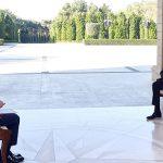 Интервью Президента Ильхама Алиева турецкому телеканалу NTV
