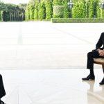 """Ильхам Алиев дал интервью российскому агентству """"Интерфакс"""" - ОБНОВЛЕНО"""