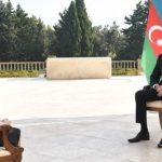 Президент Ильхам Алиев дал интервью информационному агентству ТАСС