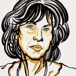 Поэтесса стала лауреатом Нобелевской премии по литературе