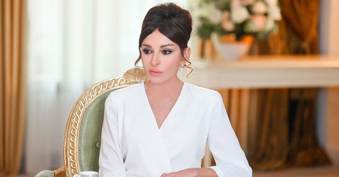 Мехрибан Алиева: Сколько еще невинных людей должно погибнуть от рук армянских агрессоров, прежде чем мировое сообщество перестанет молчаливо взирать на эти преступления?