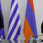 Отозвав своего посла из Баку, министр иностранных дел Греции поспешил в Ереван