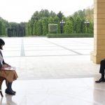 Президент Ильхам Алиев дал интервью японской газете Nikkei