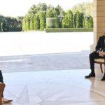 Президент Ильхам Алиев дал интервью телеканалу «France 24» - ОБНОВЛЕНО