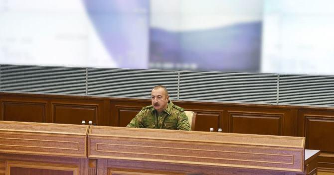 Под руководством Верховного главнокомандующего прошло оперативное совещание — ОБНОВЛЕНО