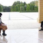 Интервью Президента Ильхама Алиева японской газете Nikkei