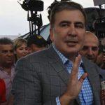 Саакашвили сделал видео-заявление перед арестом
