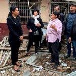 Омбудсмен в Гяндже расследовала факты нарушения прав человека