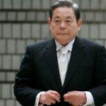 Глава Samsung не будет добиваться пересмотра решения суда