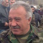 Глава Союза добровольцев Армении ранен в результате боёв в Карабахе
