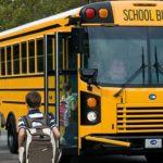 В США 11-летний ребенок угнал школьный автобус