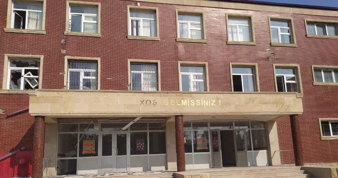 Обстрел учебных заведений – варварство: ВС Армении целенаправленно стреляют по азербайджанским школам