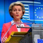 Глава Еврокомиссии самоизолируется после контакта с заболевшим COVID-19