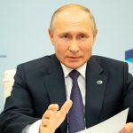 """Владимир Путин: """"Россия многие годы предлагала различные варианты решения карабахской проблемы"""""""