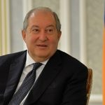 Президент Армении встретился с начальником Генштаба