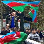 Радость Победы: фотографы покажут, как ликовал Азербайджан
