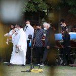 Марадону похоронили на кладбище под Буэнос-Айресом рядом с родителями