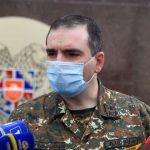 В Армении начались аресты старших офицеров