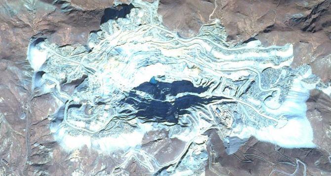 «Азеркосмос» распространил снимки Кельбаджара, снятые со спутника