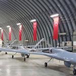 Турция начинает производство более мощных ударных беспилотников