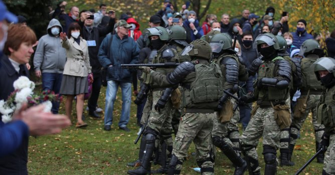 Новый поворот белорусского кризиса