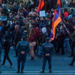 В Ереване начался очередной митинг оппозиции
