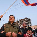 Армянская оппозиция вновь требует отставки Пашиняна
