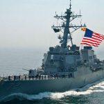 ВМС США открыли предупредительный огонь из-за иранских кораблей
