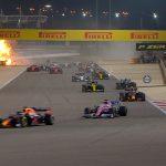 """Хэмилтон выиграл Гран-при Бахрейна """"Формулы-1"""""""