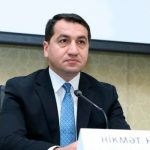 """Хикмет Гаджиев: """"ОБСЕ неуместно поднимает вопрос статуса Нагорного Карабаха"""""""