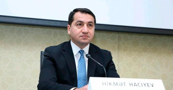 Хикмет Гаджиев: «Предотвращено распространение коронавируса в Вооруженных силах»