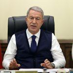 Министр национальной обороны Турции назвал «тупиком» попытки ущемления прав Анкары в регионе