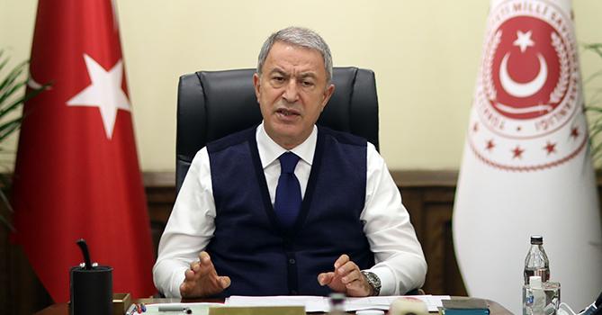 Глава Минобороны Турции прокомментировал обыск турецкого сухогруза в Средиземном море