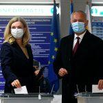 В Молдове началось голосование на выборах президента