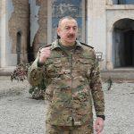 """Ильхам Алиев: """"Агдамская операция планировалась, мы все равно бы взяли Агдам"""""""