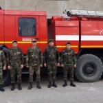 В Габалинском районе вспыхнул пожар, принимаются меры по тушению